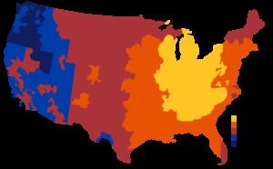 The Messenger Press Service Map