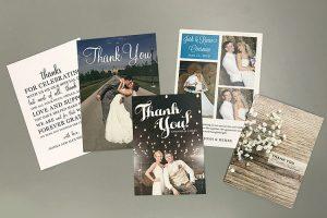 Wedding & Events card printing