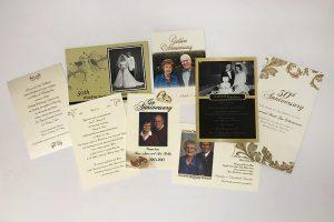 Wedding & Events Printing