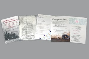 Wedding & Events References