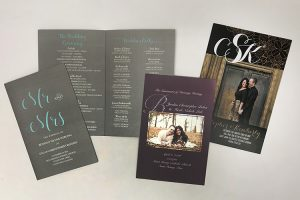 Wedding & Events cards